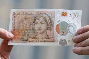 some new £10 notes could be worth a fortune and this is how to spot them