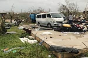 leicester woman who survived 185mph winds in barbuda urges people not to forget irma's victims