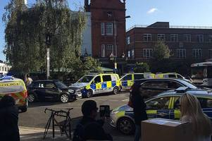 nottinghamshire residents reassured over increased police presence following london terror attack