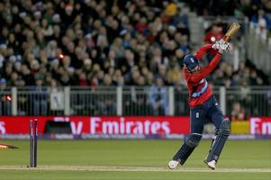 alex hales stars with the bat - but england found wanting as west indies show twenty20 class