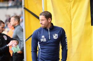 michael brown determined to fight on after port vale remain bottom with 1-1 draw with forest green