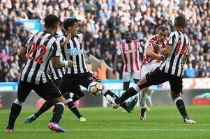 newcastle united v stoke city: how the potters rated at st james park