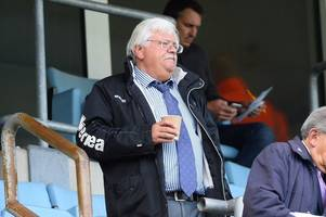 port vale's norman smurthwaite says he was against appointment of michael brown
