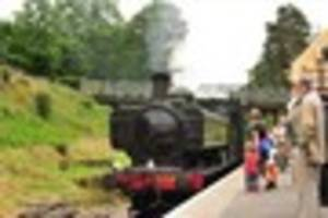 spa valley railway is facing 'devastating' closures after a lorry...
