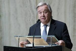 UN chief to urge world leaders to prevent sexual abuse