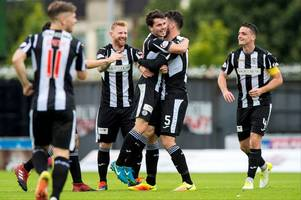beyond the premiership: st mirren defend top spot while it's derby day in angus and can peterhead get back on track?