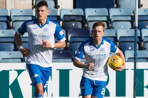 dundee 3 st johnstone 2: saints defeated in dramatic tayside derby