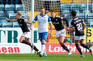 dundee 3 st johnstone 2 as neil mccann's men get first win after tasty tayside tussle - 3 talking points