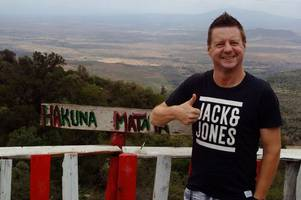 kilmarnock scottish cup hero dylan kerr on verge of champions league place ... in africa as boss of kenyan powerhouse gor mahia
