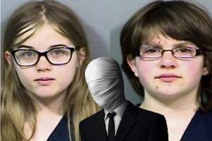 stab frenzy girl dodges jail over horror character slender man attack on 12-year-old classmate