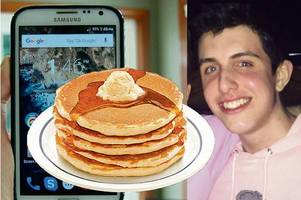 'you greedy, selfish git' - listen to mum's hilarious rant at teenage son over pancake feast