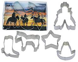 What is the best cowboy cookie cutters out there on the market? (2017 Review)