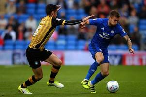 cardiff city 1-1 sheffield wednesday: sol bamba strikes dramatic late goal to earn bluebirds a point