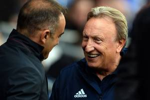 neil warnock delighted with late heroics as cardiff city show their never-say-die attitude in sheffield wednesday draw