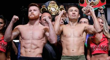 Golovkin and Canelo clash ends in controversial draw