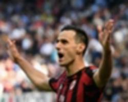 AC Milan 2 Udinese 1: Kalinic double opens account for new club