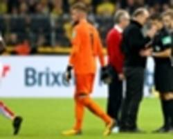 dortmund ceo brands cologne bad losers for demanding to replay a 5-0 defeat