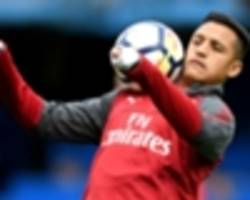 'What on earth is this man smoking?' - Arsenal fans blast Wenger for benching Alexis