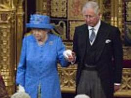 prince charles usurping the queen? no way, say aides