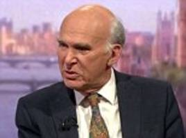 Vince Cable claims he can be the next Prime Minister