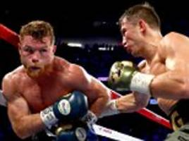 Gennady Golovkin vs Canelo Alvarez is at best a farce