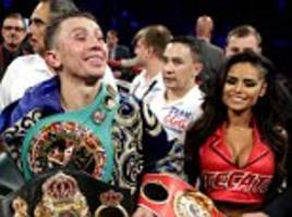 Gennady Golovkin wants Saul 'Canelo' Alvarez rematch