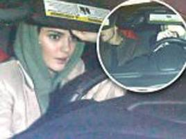kendall jenner goes on another date with blake griffin