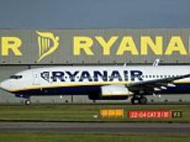 What happens if my Ryanair booking is cancelled?