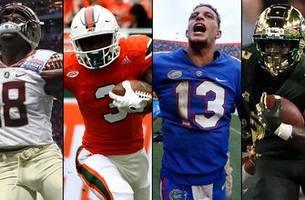 fsu drops to no. 12 in ap poll, florida climbs to no. 20 after thrilling win