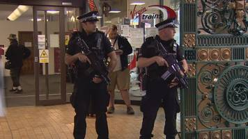 Police urge vigilance as terror threat level is reduced to 'severe'