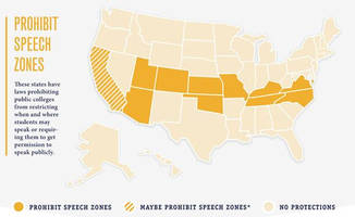 How Does Your State Measure Up On Student Free Speech?