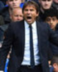Chelsea boss Antonio Conte: Michael Oliver wrong to send David Luiz off - we are not dirty