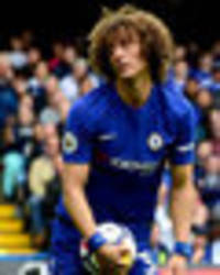 Gary Lineker and Joey Barton defend Chelsea star David Luiz after Arsenal sending off