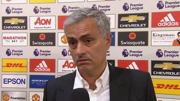 Manchester United 4-0 Everton: Mourinho feels United's 4-0 victory was 'too heavy'