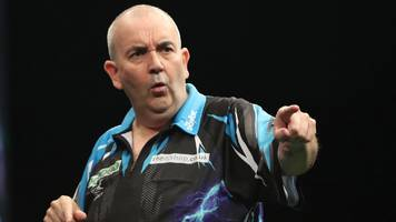 Taylor beats MvG to qualify for Champions League semis