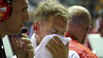 verstappen blames vettel for singapore crash