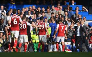 chelsea boss antonio conte wants more luck with referees