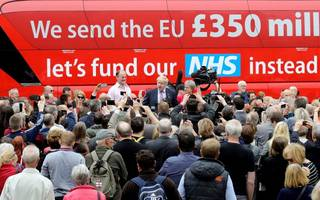 Read: That letter in full telling Boris off over his £350m NHS Brexit claim
