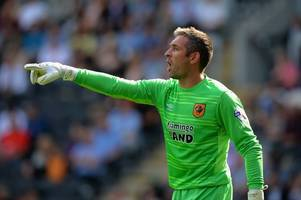 player watch: allan mcgregor is proving his worth with hull city