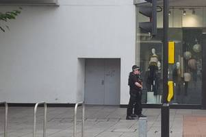 armed police presence is stepped up in devon