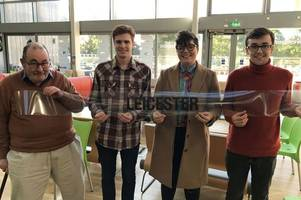 Leicester students looking to repeat history with University Challenge appearance