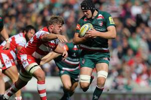 Leicester Tigers 24-10 Gloucester VERDICT: Ben Youngs shows why he is such a key man for Tigers