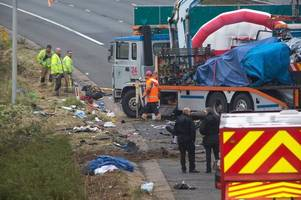 Man killed in M5 crash was partner and father of those fighting for their lives
