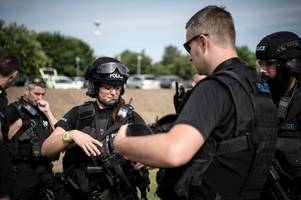 'Nuclear police' drafted in for armed patrols in Lincolnshire