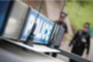 Police have launched an investigation after two men forced their...