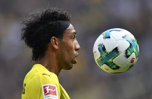 Dortmund hit five past Cologne
