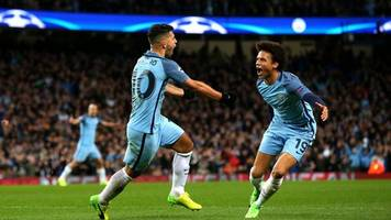 Premier League: Manchester City ride on Sergio Aguero's hat-trick to rout Watford; Liverpool, Tottenham Hotspur held