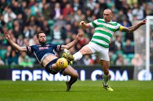 celtic skipper scott brown says he's determined to keep proving people wrong after signing new deal