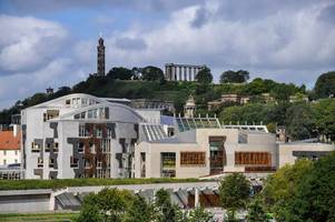 Experts warn £414m Scottish Parliament building might not last 40 years