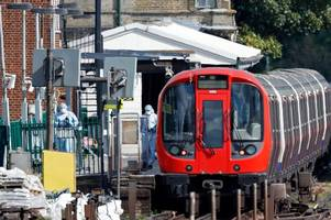 Second man arrested in connection with London tube terror attack